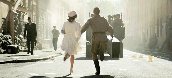 Flucht aus Leningrad © Capelight