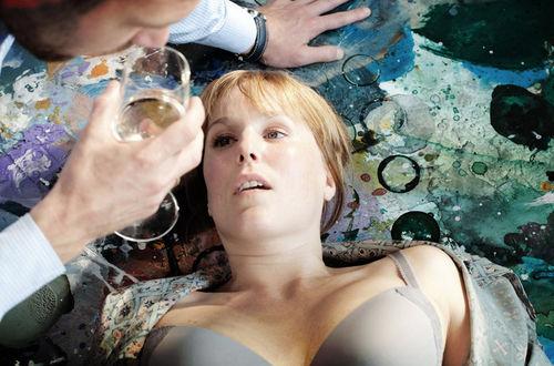 Borgman - Wirklichkeit oder Wahnsinn? Marina (Hadewych Minis) verliert immer mehr die Kontrolle. © © 2014 Pandastorm Pictures GmbH