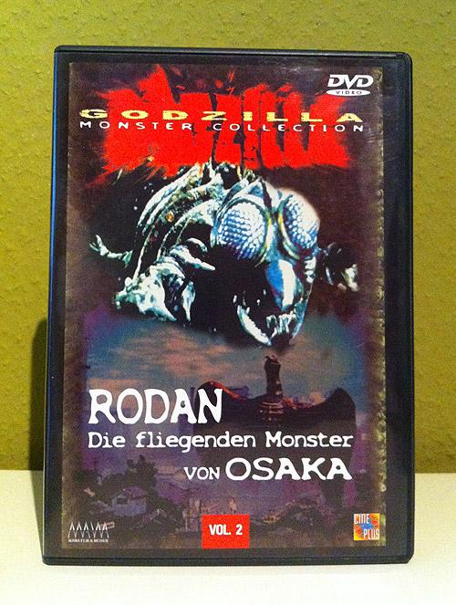Die Fliegenden Monster Von Osaka